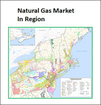 natural gas market in region